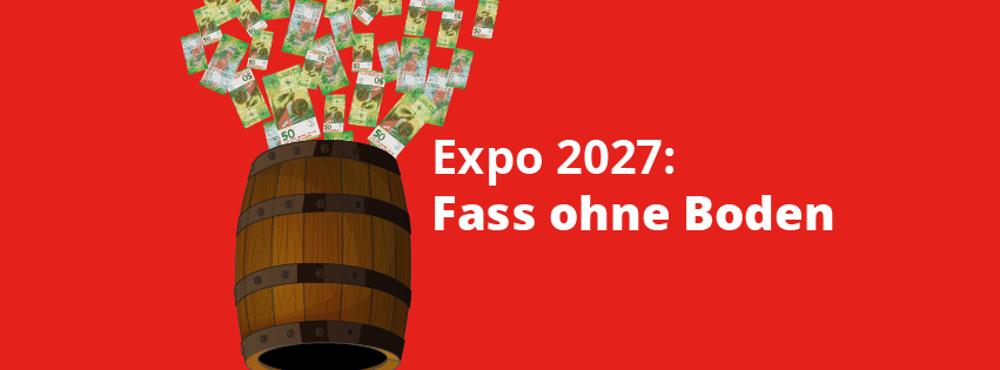 Warum die Expo 2027 schlecht für die Ostschweiz wäre